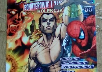 SPIDER-MAN - BOHATEROWIE I ZŁOCZYŃCY NR 44.