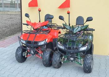 Quad ATV BMW 125CC Piekoszów Serwis, Transport, Gwarancja-NO