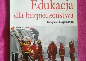 Edukacja dla bezpieczeństwa podręcznik gimnazjum PWN