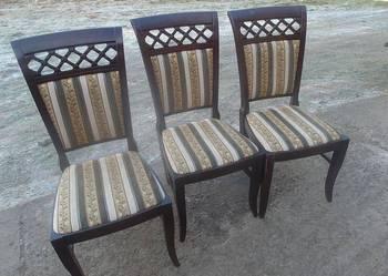 Krzesło krzesła bukowe producent okazja!