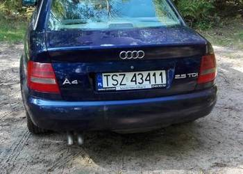 Audi A4 B5 2.5 V6 TDI