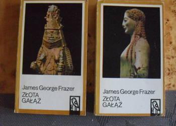 Złota gałąź tom 1 i 2  Frazer