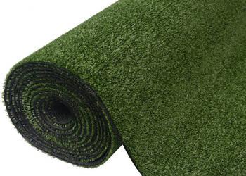vidaXL Sztuczna trawa 1x10 m/7-9 mm, zielona 42145