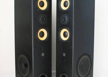 Kolumny podłogowe Dynamics, 4 głośniki, duże, dużo basu