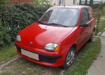 Fiat Seicento 1999r 102 tys km