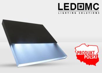 Oprawa schodowa Oświetlenie Schodowe LED 230 V NIKO