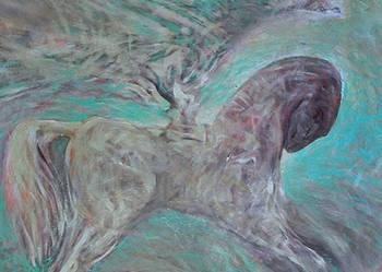 Obraz Akryl Fantastyka w ramie z Galerii Autorskiej