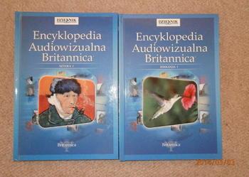 Encyklopedia Britannica 2 tomy
