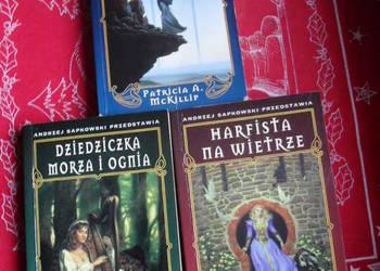 Trylogia Mistrz Zagadek tom I,II,III - Patricia A. McKillip