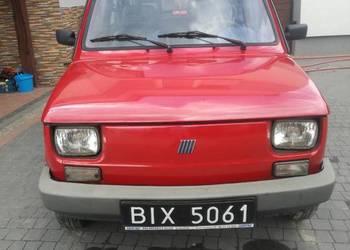 "Fiat 126p ""Maluch"" 1999 r."
