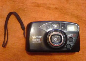 Sprzedam aparat fotograficzny.