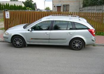 2001 Renault Laguna II 1,9 dci kombi privilege