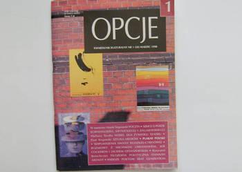 Kwartalnik Opcje numer 1 z 1998 roku