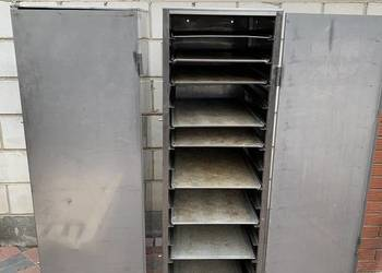 Wózek Piekarniczy Cukierniczy 600X400mm + Blachy perforowane
