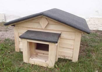 Buda,domek dla małego psa lub kota