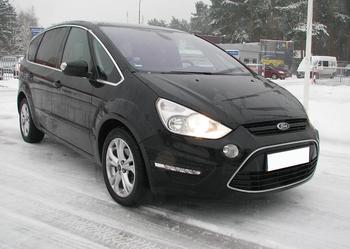 Do sprzedania Ford S-Max czarny