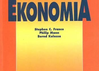 Ekonomia - słownik tematyczny angielsko-polski.