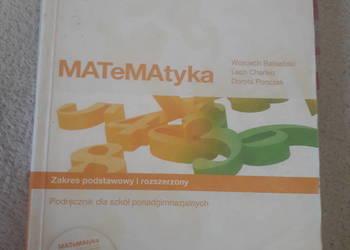 Matematyka 1 zakres podstawowy i rozszerzony Nowa Era