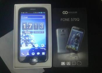 """Smartfon 5,7"""" wzorowany na Samsungu Galaxy NoteII GOCLEVER F"""