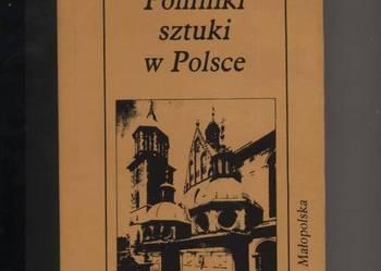 Pomniki sztuki w Polsce T.1 Małopolska
