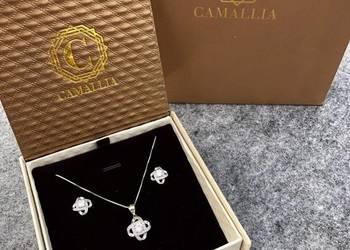 Komplet biżuterii srebrnej TANIO -70 %