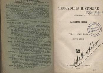 Historiae vol.I Libri I- IV