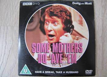 "Serial komediowy BBC na DVD ""Some mothers do 'Ave 'Em"""