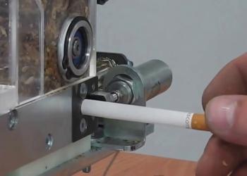 Nabijarka gilz papierosów ORYGINAŁ NOVAPACK cigarette machin