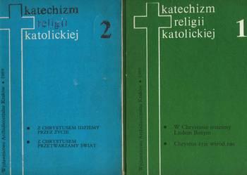 Katechizm religii katolickiej - 2 części