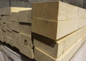 Drewno konstrukcyjne KVH na wiatę,suszone i strugane.Mikołów