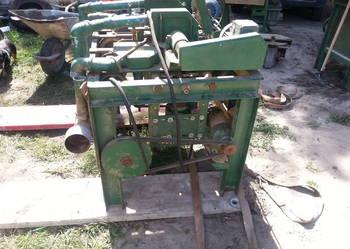 Maszyna do produkcji parkietu