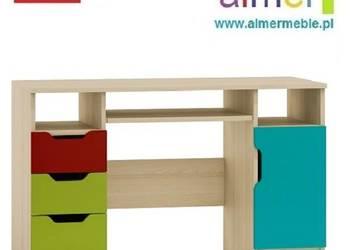 biurko dla ucznia MIŁOSZ B7 meble dziecięce komody szafy