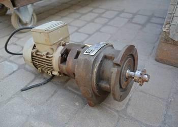 Silnik SIEMENS z moto reduktorem używany sprawny