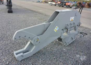 Nożyce hydrauliczne VIBRA-RAM AS1500D Nożyce do złomu Cat