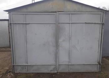 Garaż Blaszany Sprzedam Sprzedajemypl