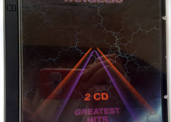 Vangelis. Greatest Hits. 2 CD w pudełku.