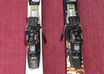 Narty Scottrebel długość 142cm