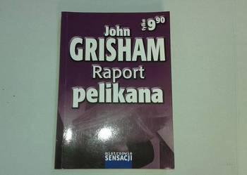 "John Grisham ""Raport pelikana"""