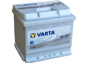 Akumulator VARTA SILVER 54Ah/530A C30