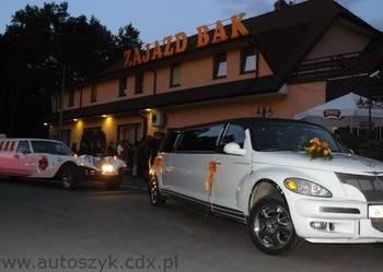 Samochody do ślubu, limuzyny, excalibur, chrysler limo