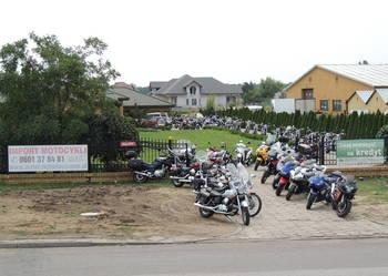 sprzedam  motocykl cbr,vt,virago,honda ,suzuki,yamaha,kawasa