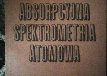 absorpcyjna spektroskopia atomowa [Klaus Dittrich]