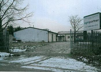 Nieruchomość użytkowa, biuro, magazyn - Olsztyn Lubelska