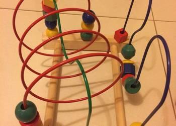 Mula - Ikea drewniana zabawka edukacyjna