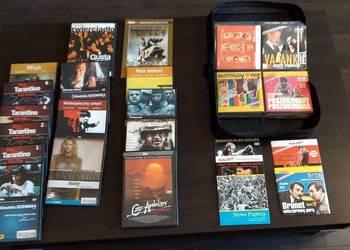 DVD kolekcja 72 filmy 2,75zł/szt +saszetka 120szt DVD gratis