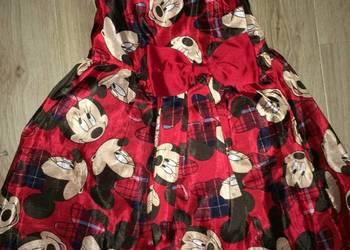 Sukienka H&M z Myszką Miki