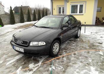 Audi A 4 1.8, 125 KM.
