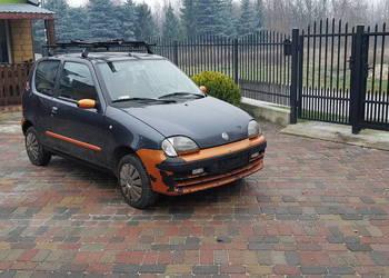 Fiat seicento 1.1 GAZ