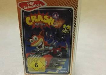 LOMBARDOMAT Gra PSP Crash Tag Team Racing Gi 809/2017