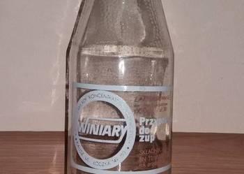 butelka Winiary z PRL,rarytas, rok 1981